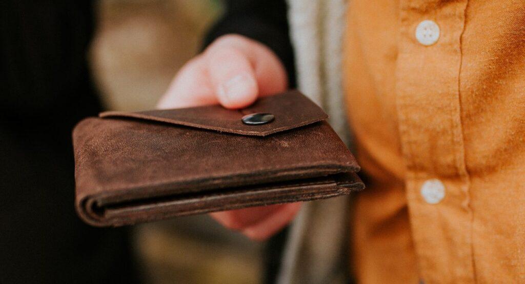 Férfi pénztárcák