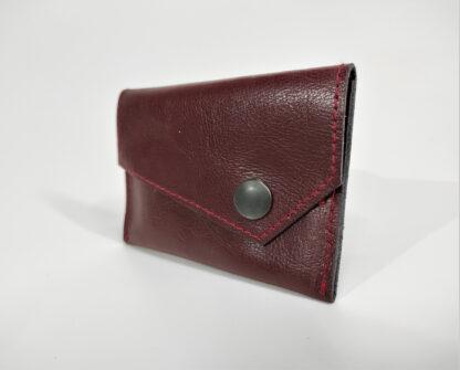 pénztárca bőr női férfi